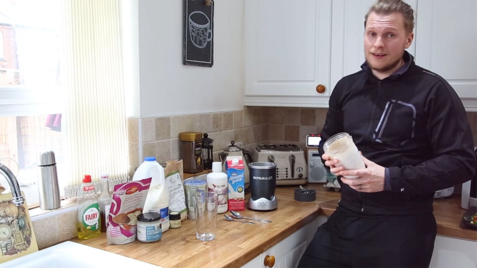 Quick and Easy Protein Shake