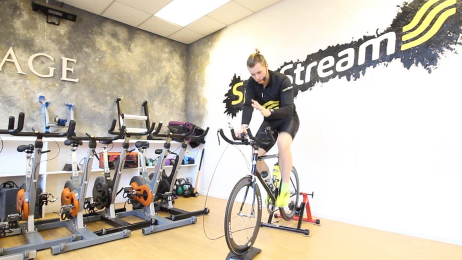 90 Minutes Turbo Session with Ian